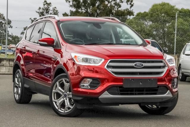 2017 Ford Escape ZG Titanium Wagon