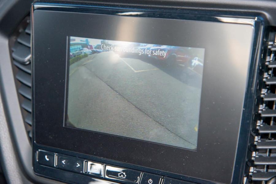 2020 MY21 Isuzu UTE D-MAX RG SX 4x2 Crew Cab Ute Cab chassis Image 13