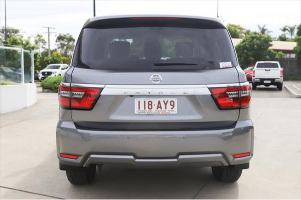 2020 MY21 Nissan Patrol Y62 Series 5 Ti-L Suv Image 4
