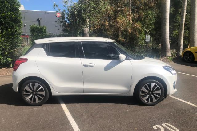 2018 Suzuki Swift AZ GLX Turbo Hatchback Image 3