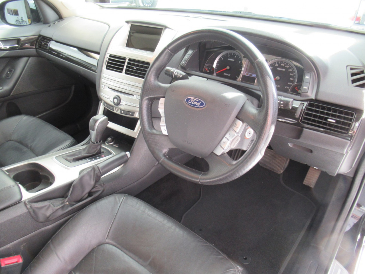 2008 Ford G6 Series FG G6E Sedan Image 12