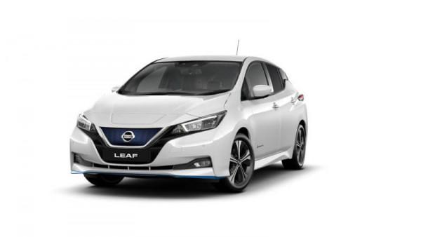 2021 Nissan LEAF ZE1 E Plus Hatchback Image 2