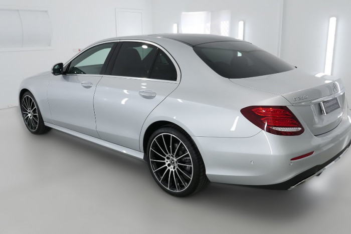 2019 Mercedes-Benz E Class Sedan