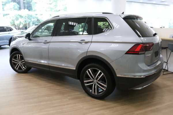 2020 MY21 Volkswagen Tiguan 5N 162TSI Highline Allspace Suv Image 2