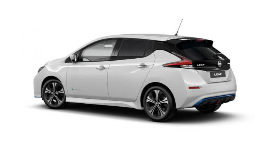 2021 Nissan LEAF ZE1 E Plus Hatchback Image 27