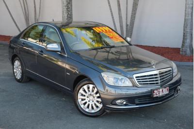 2007 Mercedes-Benz C-class W204 C200 Kompressor Elegance Sedan Image 2