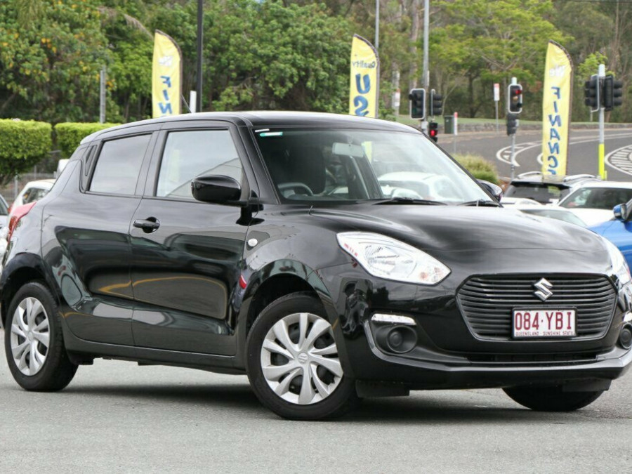 2017 Suzuki Swift AZ GL Hatchback