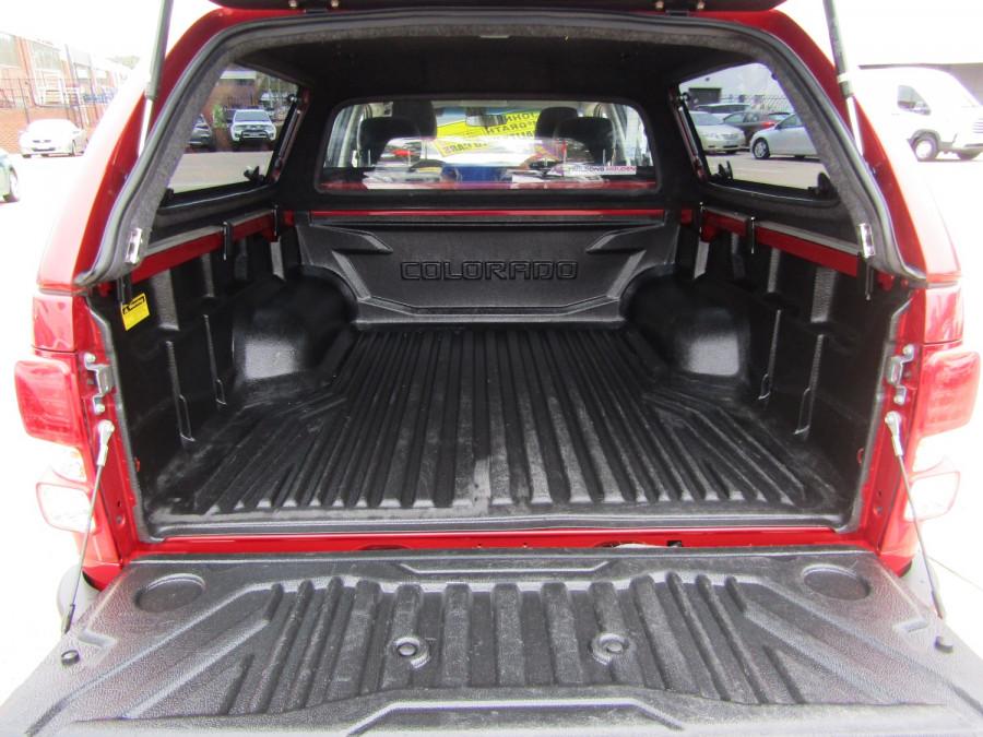 2015 MY16 Holden Colorado RG 4x4 Crew Cab Pickup Z71 Utility Image 10