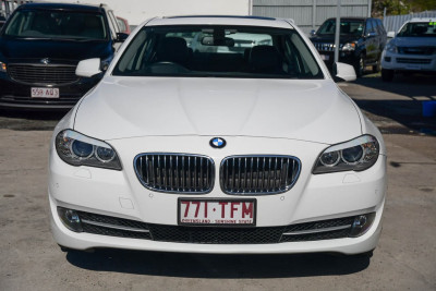 2012 BMW 5 Series F10 MY12 520d Sedan