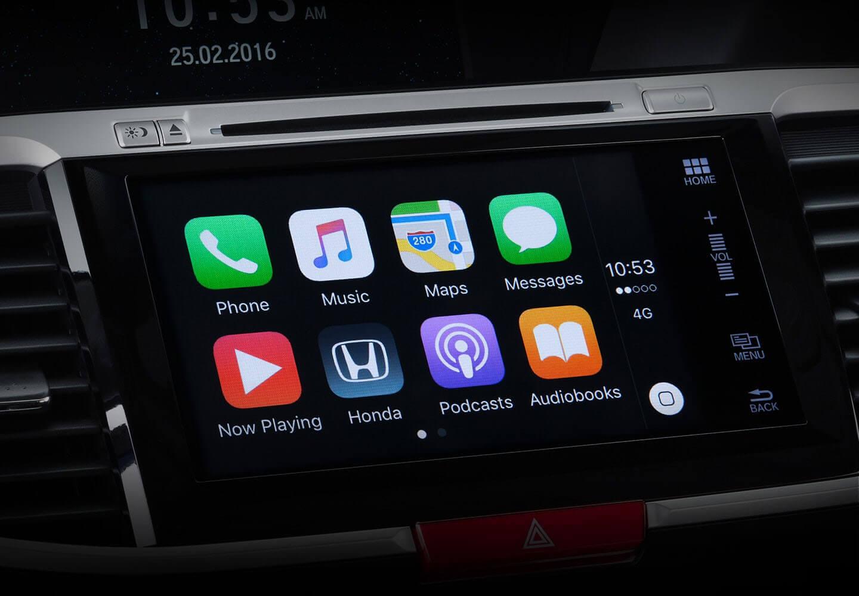 Accord Display Audio
