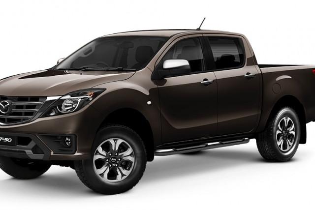 2020 Mazda BT-50 UR 4x4 3.2L Dual Cab Pickup XTR Other