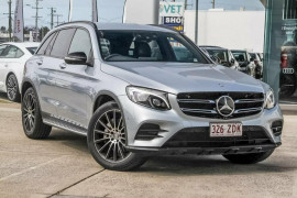 Mercedes-Benz GLC-Class GLC250 d 9G-TRONIC 4MATIC X253 807MY
