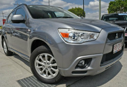 Mitsubishi ASX Platinum 2WD XA MY12