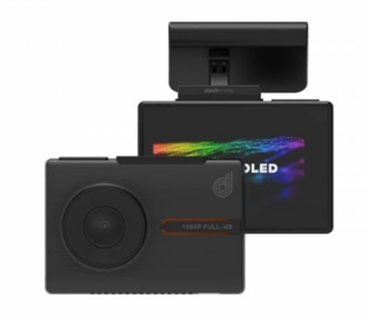 Screen type dash camera kit (Hard wired with 64Gb SD card)(Dash Mate product)