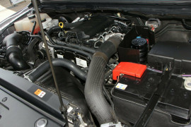 2014 Mazda BT-50 UP0YD1 XT 4x2 Cab chassis