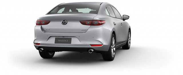 2020 Mazda 3 BP G25 Astina Sedan Sedan Mobile Image 14