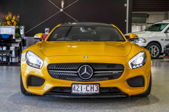 2016 Mercedes-Benz Amg Gt C190 S Coupe Image 4