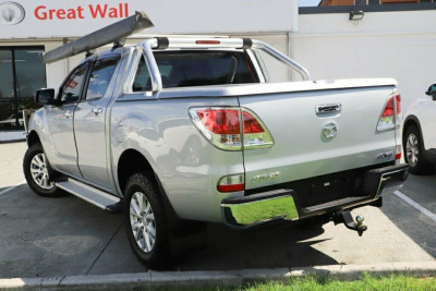 2013 Mazda BT-50 UP GT Utility Image 4