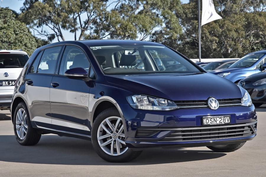 2017 Volkswagen Golf 7.5  110TSI Hatchback