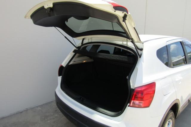 2007 Nissan DUALIS J10 TI Hatchback