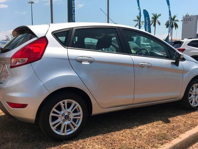2017 Ford Fiesta WZ Trend Hatchback