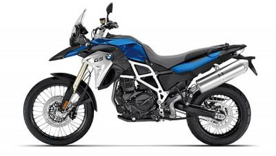 New BMW Motorrad F 800 GS