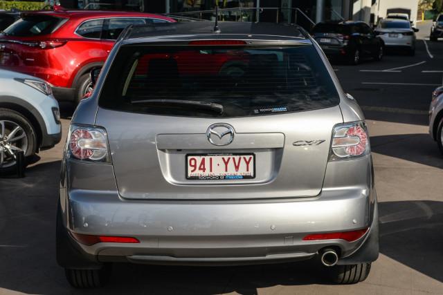 2010 Mazda Cx7 ER10L2 Classic Wagon Image 4