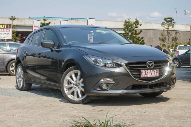 2015 Mazda 3 Hatch