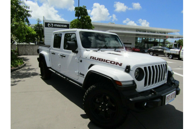 2020 Jeep Gladiator JT MY20 Launch Edition Pick-up Utility