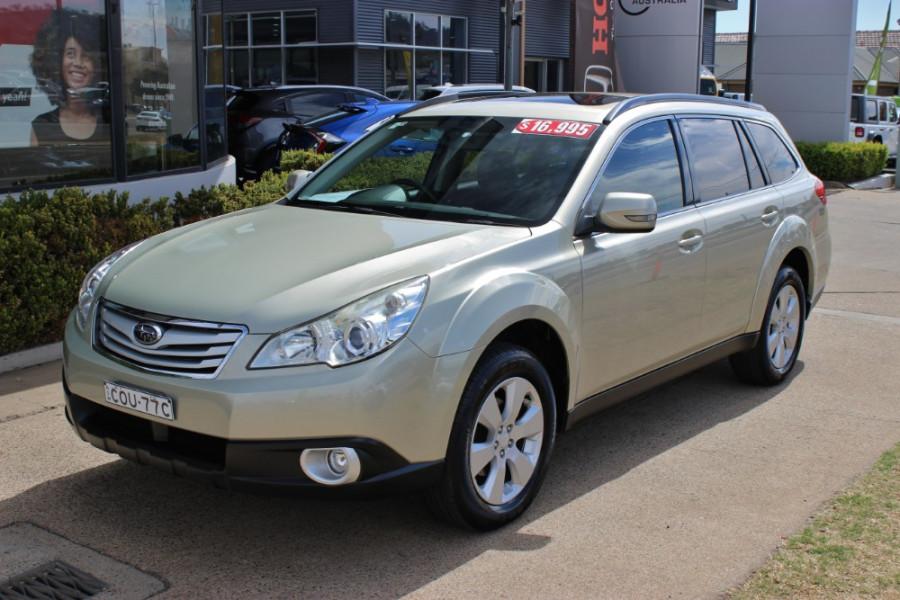 2010 Subaru Outback B5A  2.5i 2.5i - Premium Suv