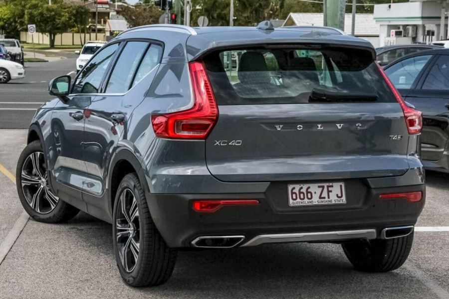 2019 MY20 Volvo XC40 XZ T4 Inscription Suv Mobile Image 5