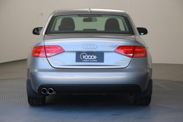 2009 MY10 Audi A4 B8 8K MY10 Sedan Image 4