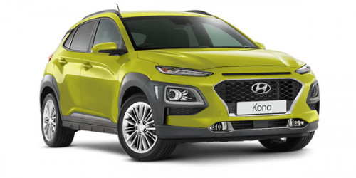 2018 MY19 Hyundai Kona OS.2 Elite Wagon