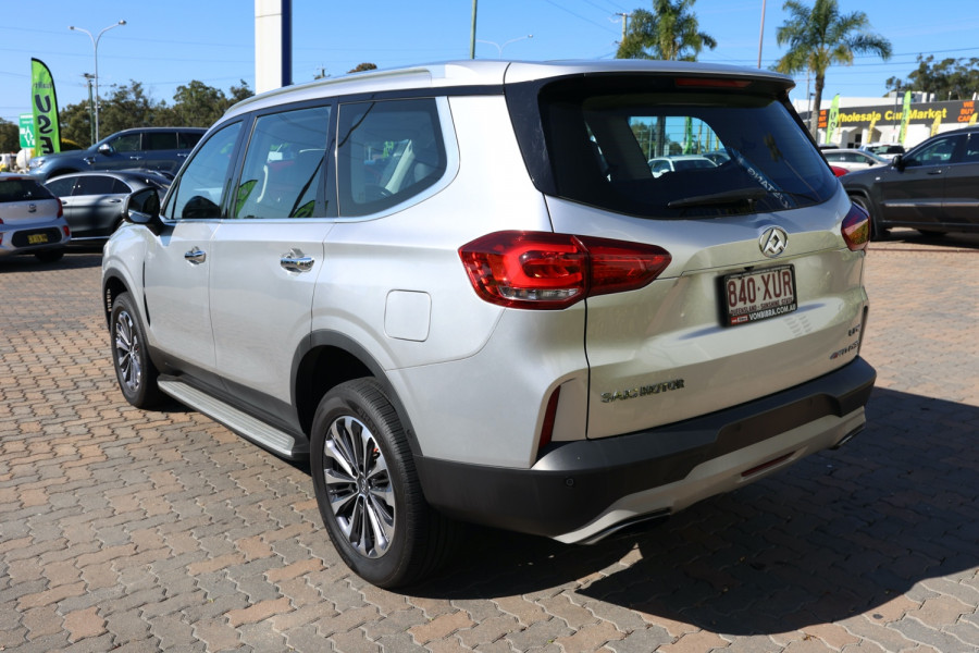 2018 LDV D90 SV9A Luxe Suv Image 3