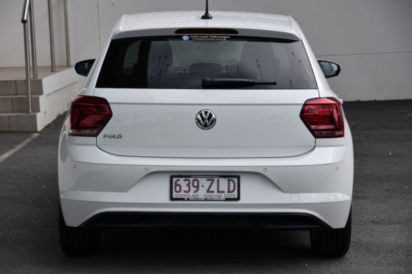 2019 MY20 Volkswagen Polo AW Style Hatchback Image 4