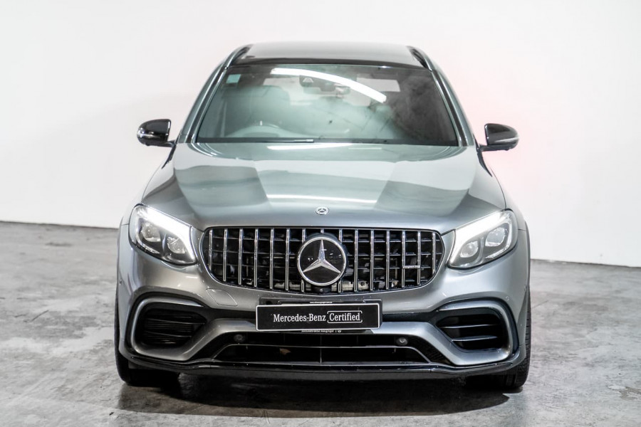 2018 Mercedes-Benz Glc-class GLC63 AMG S