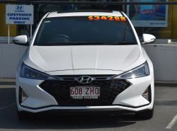 2019 Hyundai Elantra AD.2 Sport Premium Sedan Image 2