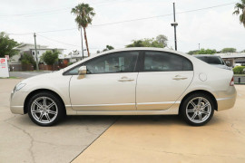 2008 Honda Civic 8th Gen MY08 Sport Sedan Image 3