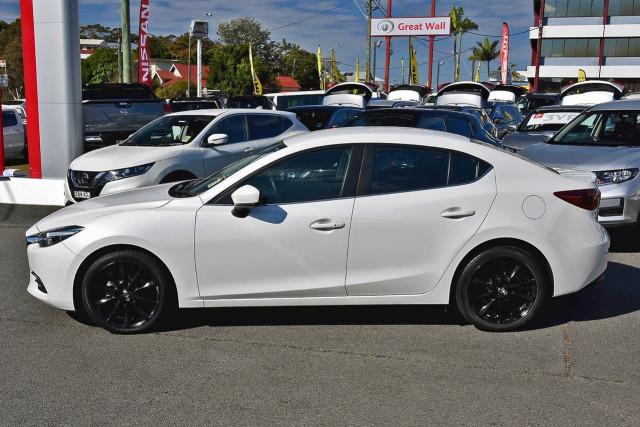 2017 Mazda 3 BN Series SP25 GT Sedan Sedan Image 5