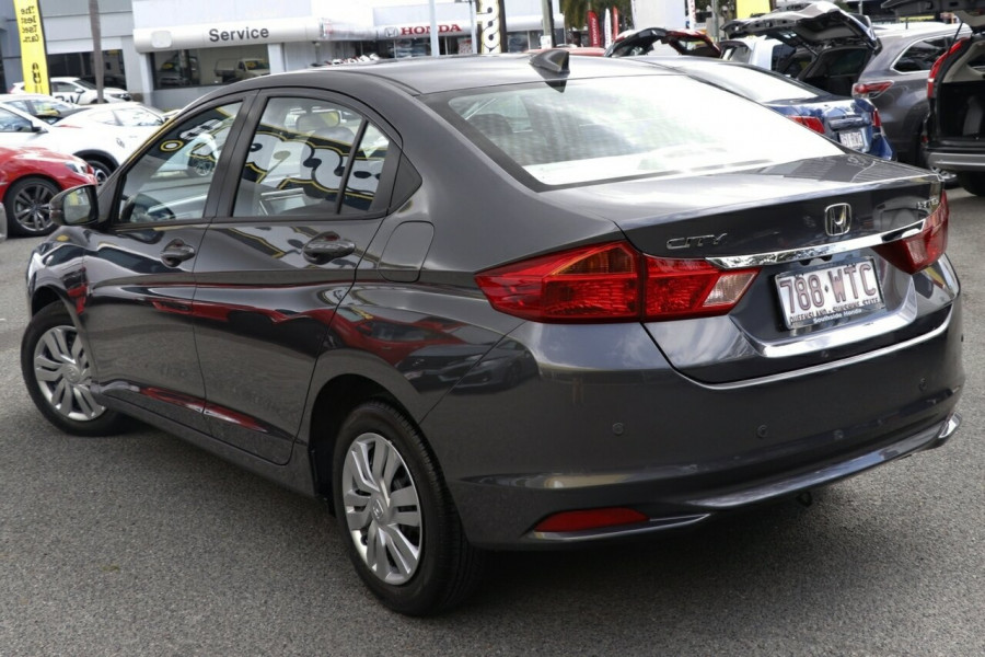 2016 Honda City GM VTi Sedan