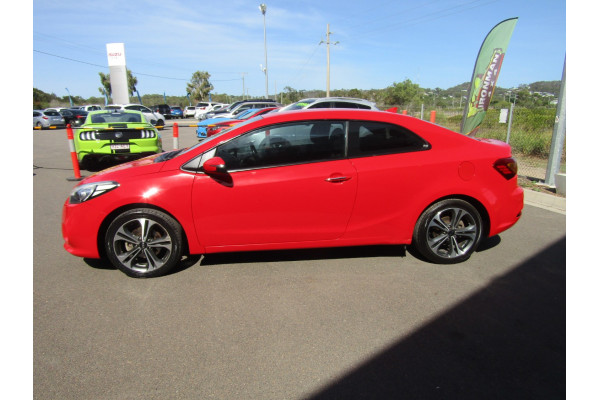 2014 Kia Cerato YD MY14 KOUP Coupe Image 3