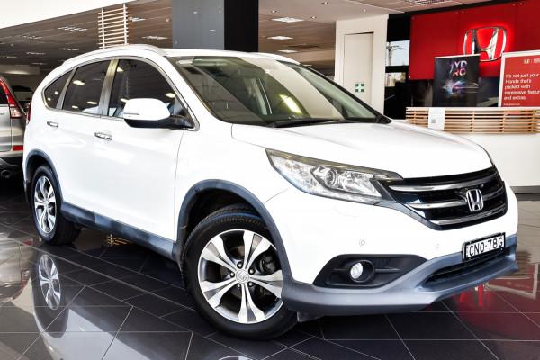 Honda CR-V VTi-L RM