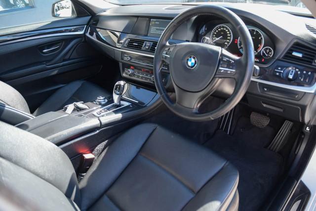 2012 BMW 5 Series F10 MY12 520d Sedan Image 10