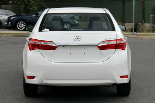 2015 Toyota Corolla ZRE172R Ascent S-CVT Sedan