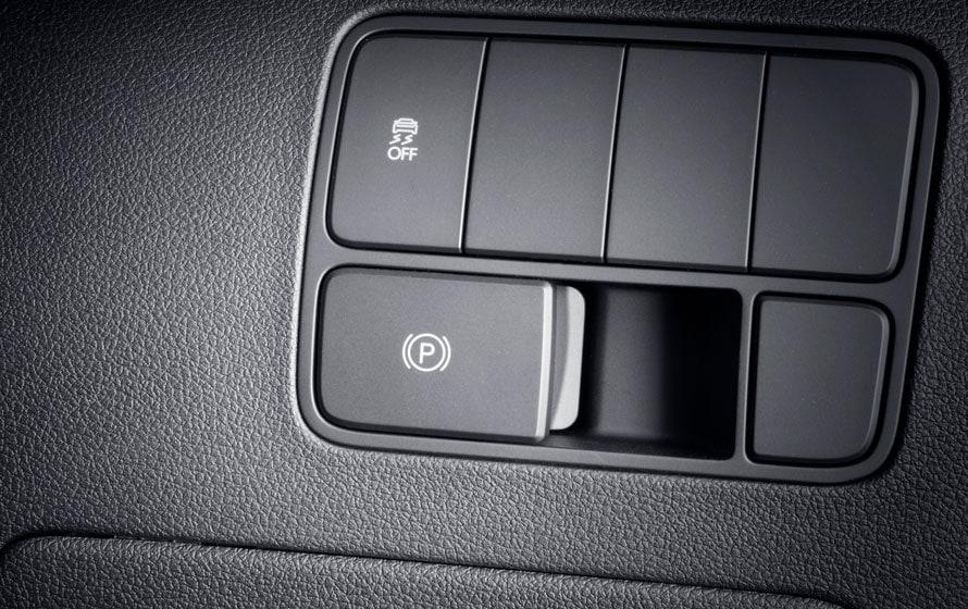 Staria-Load Electronic Parking Brake (EPB).
