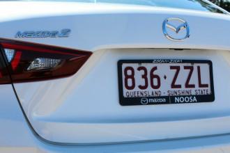 2017 Mazda 2 DL2SAA Neo SKYACTIV-Drive Sedan Image 4