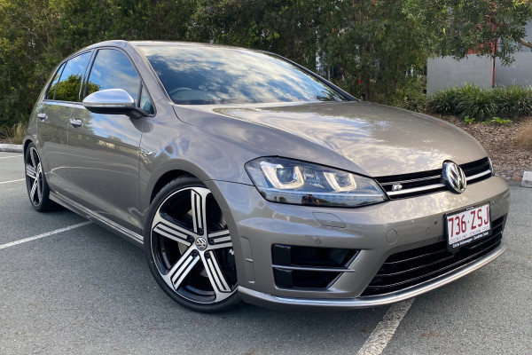 Volkswagen Golf R 7