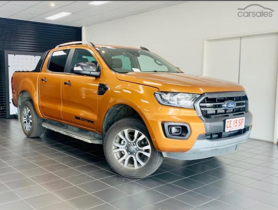 2019 Ford Ranger Utility image 1