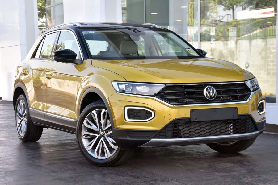 2021 Volkswagen T-Roc 110TSI Style