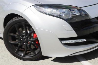 2013 Renault Megane III D95 R.S. 265 Cup Coupe Image 2